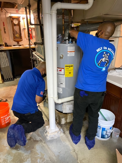 Chicago, IL - We installed A.O. Smith water heater 12 years ago in Chicago and now replacing it again with another A.O. Smith. This time with a service plan to make it last over 20 years.