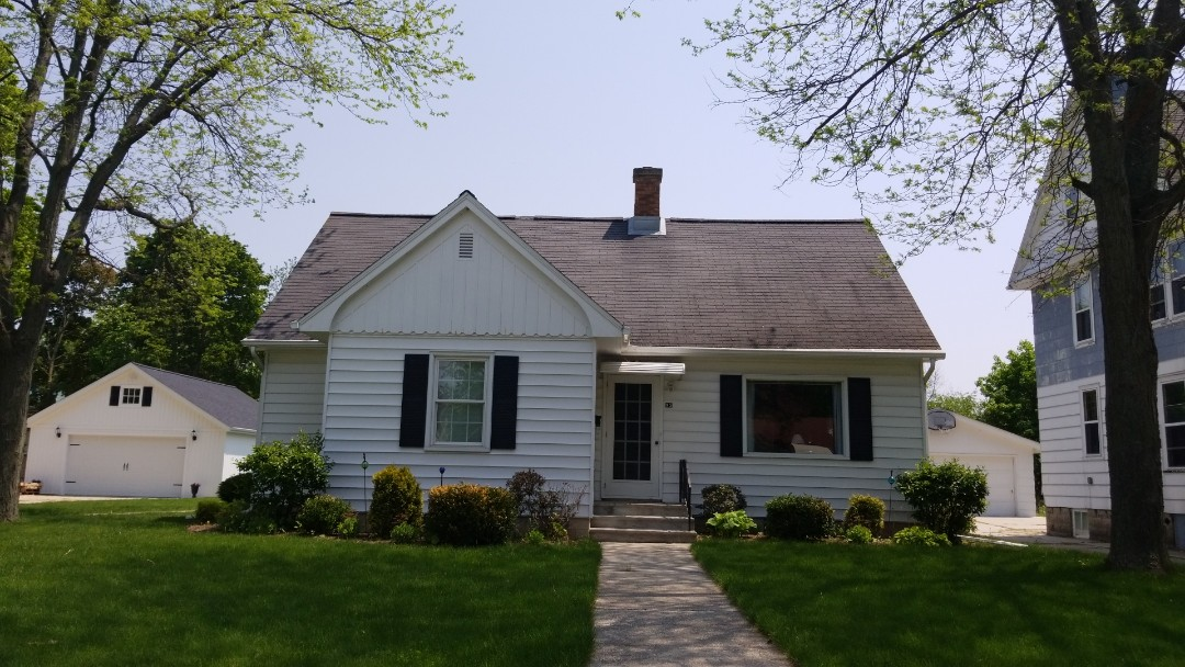Plymouth, WI - Roof estimate plymouth wi  Gaf timberline shingles  Tear off 2 layers install new roofing