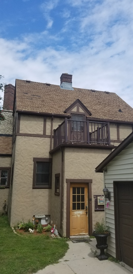 Sheboygan, WI - Reroof house reshingle sheboygan wi gaf timberline hd