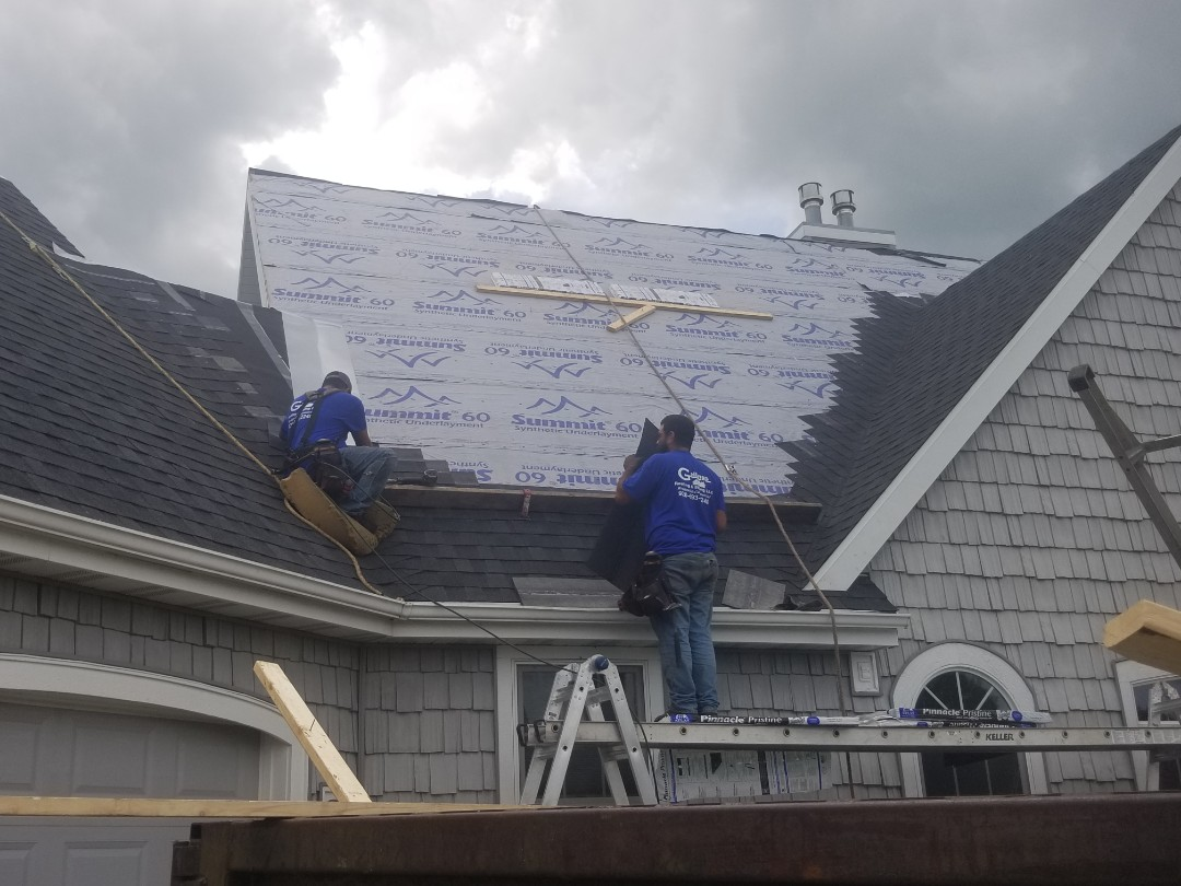 Sheboygan Falls, WI - Charcoal timberline HDZ roof replacement  50 YEAR ROOF WARRANTY