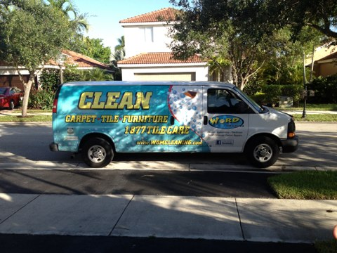 Weston, FL - cleaned 3 rooms of carpet in weston, they came out great!! all the spots came out and even the traffic patterns look like new