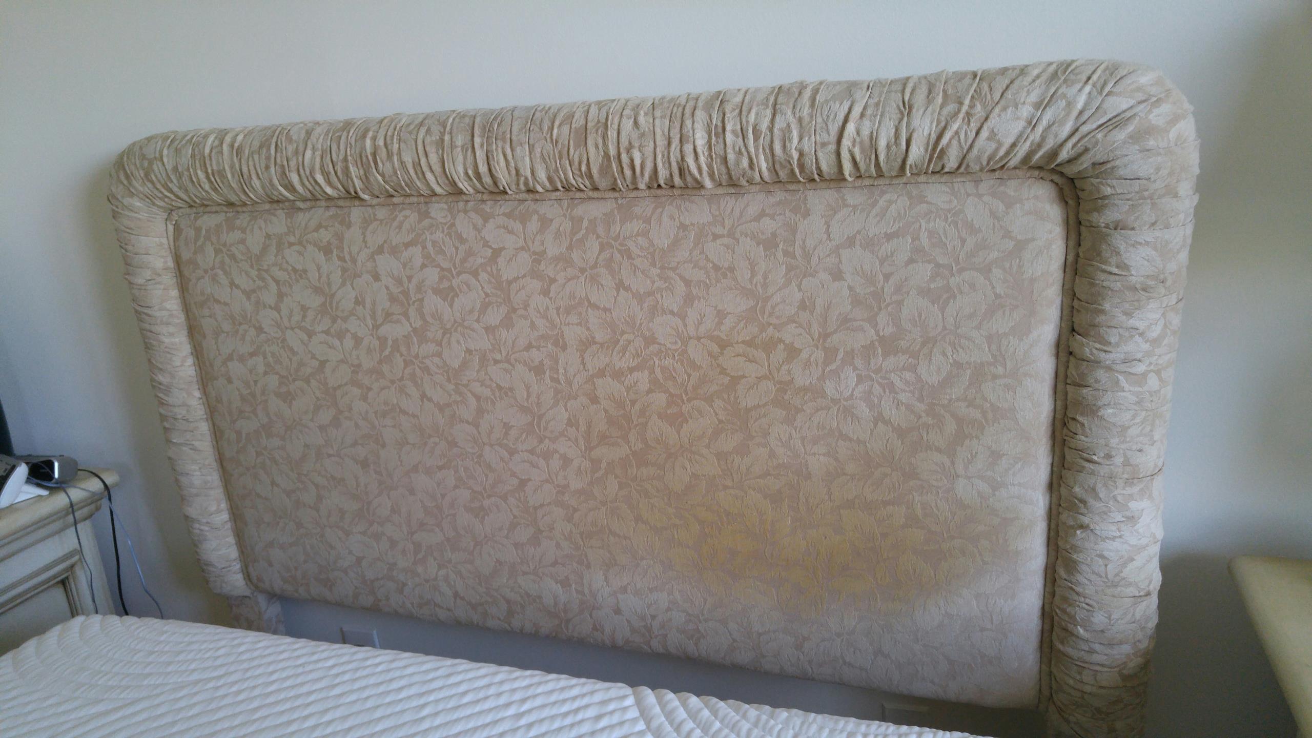 Cleaning upholstery headboard in Boynton Beach