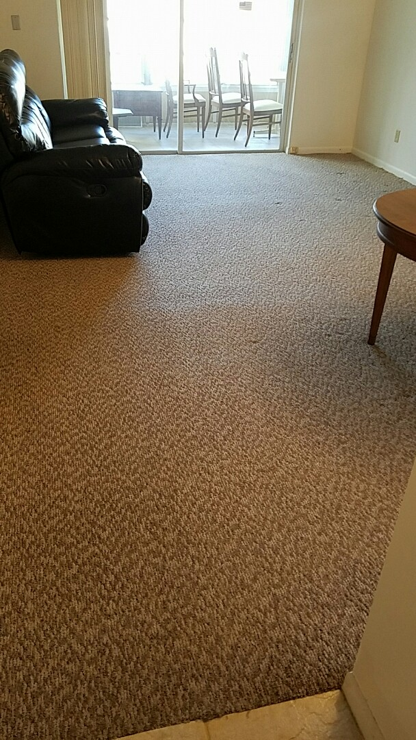 Fort Lauderdale, FL - 4 rooms of carpet cleaning
