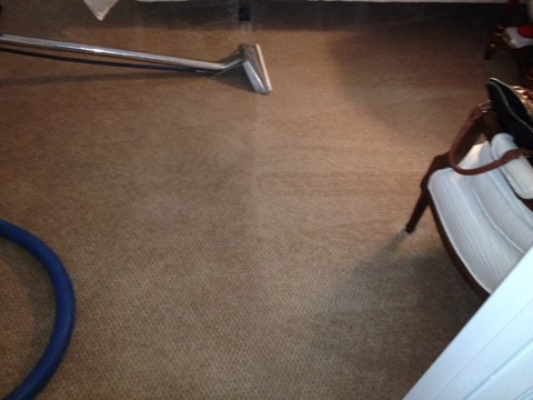 Tamarac, FL - we cleaned 3 rooms of carpet, customer was real happy