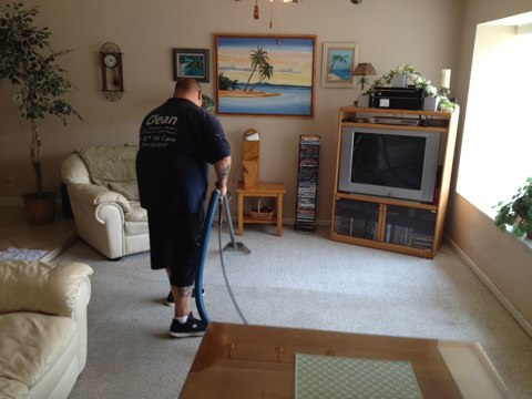Margate, FL - we cleaned 3 rooms of carpet really came out good