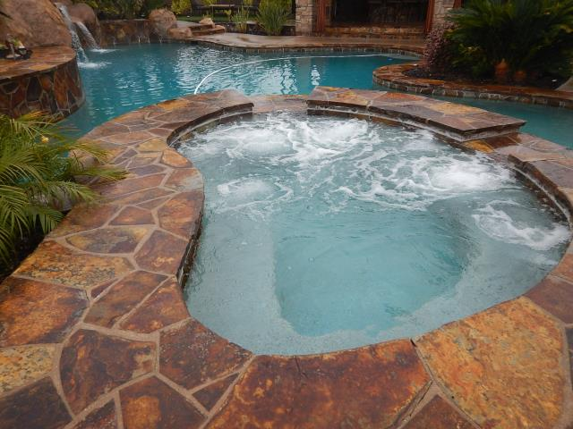 Spa inspection was conducted during a home inspection in Rancho Santa Fe.