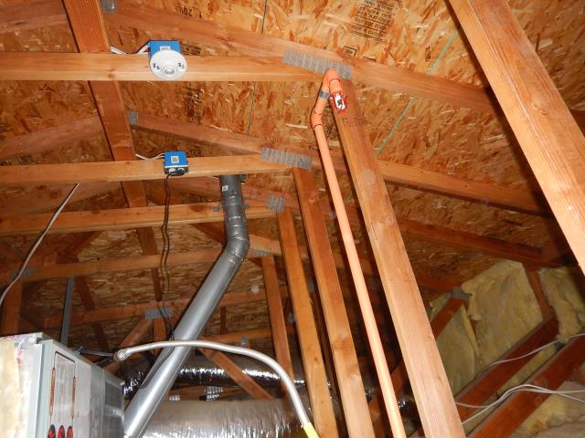 Our property inspections cover all local cities and countrywide. We will go in all accessible attic spaces looking for defects, stains, rodent droppings, mold and more.