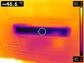 Wall AC units are within the scope of the home inspections as one of the priority systems we evaluate.