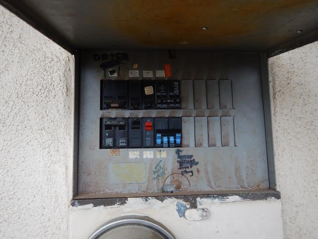 Main electric panel breakers at a house in Murrieta Ca are poorly labeled/ labels were confusing to read. Having breakers that are not labeled or poorly labeled could be a safety hazard. We would recommend having the breakers properly labeled by a licensed electrician.