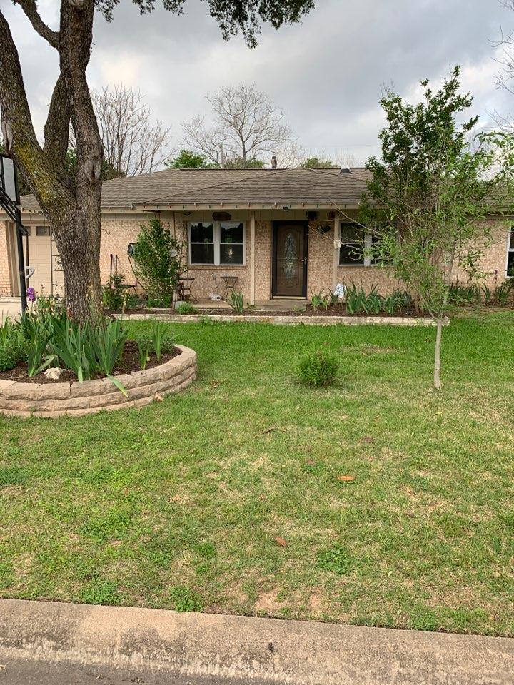 Round Rock, TX - Hail damage inspection