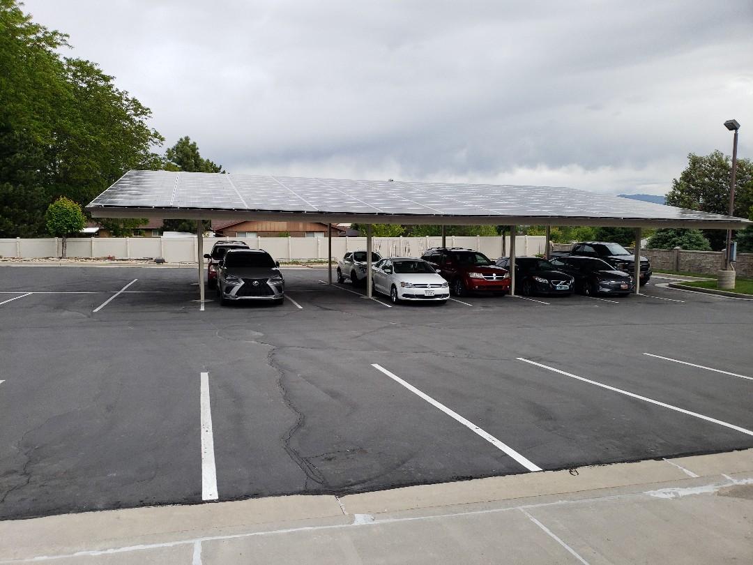 Taylorsville, UT - Carport Solar