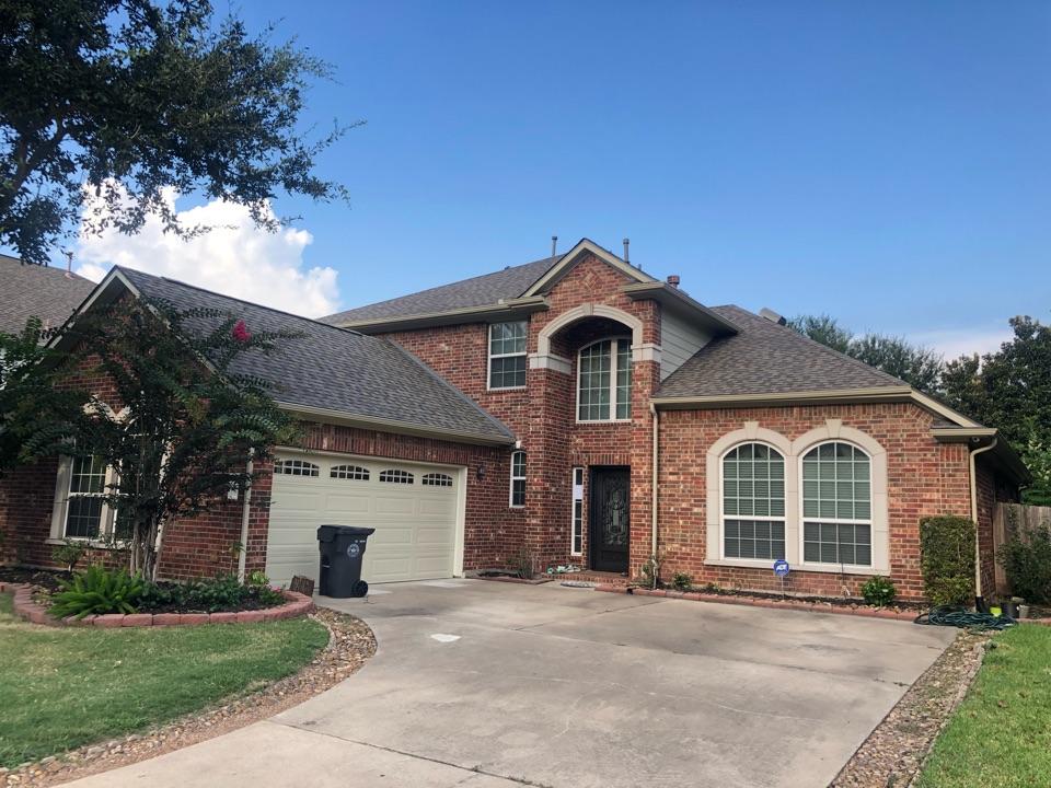 Sugar Land, TX - New roof