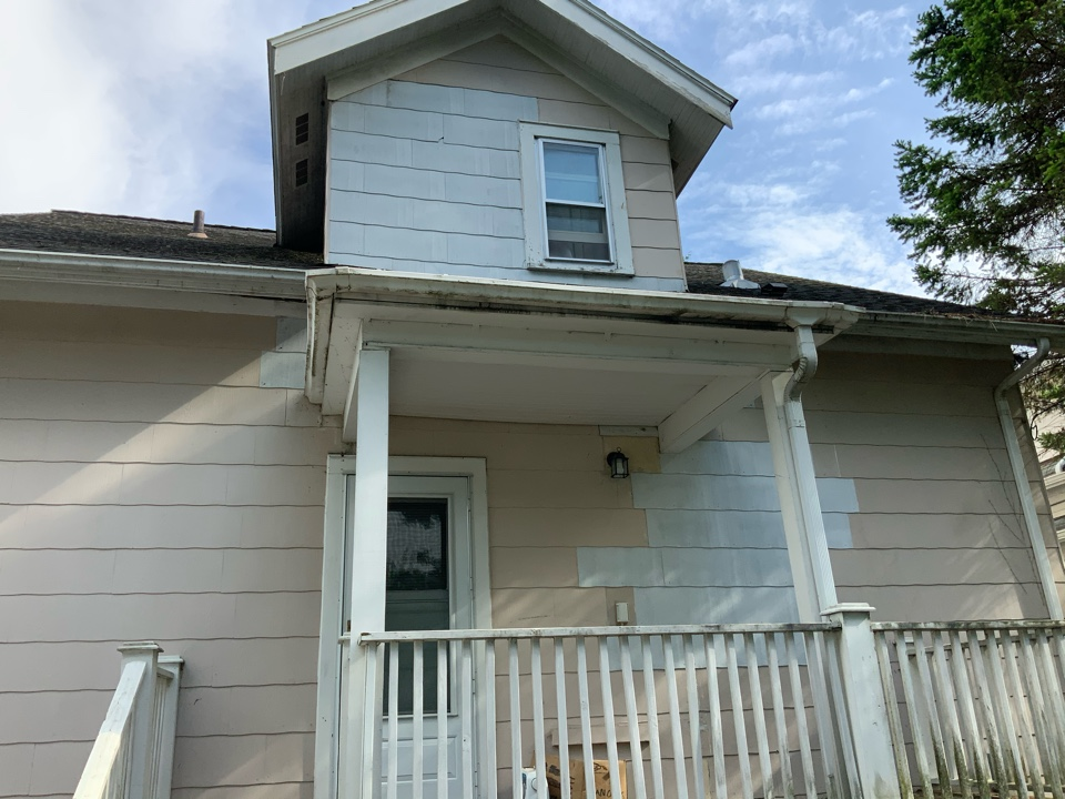 Madison, WI - Gutter replacement