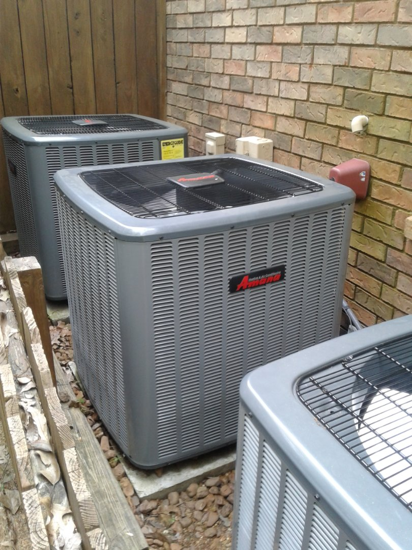 Horn Lake, MS - Service and inspection on ac system