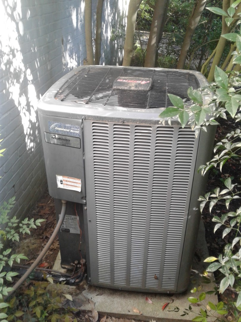 Germantown, TN - Service and repair on ac system.