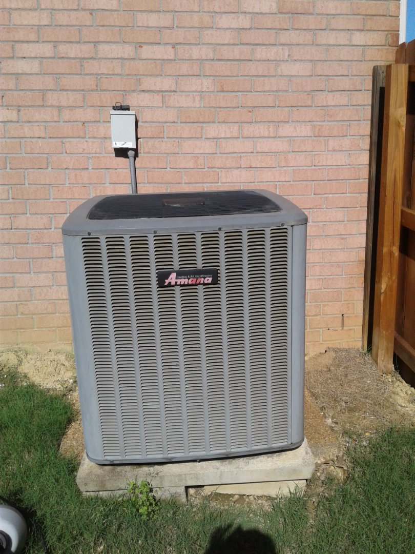 Atoka, TN - Service and repair on ac system.