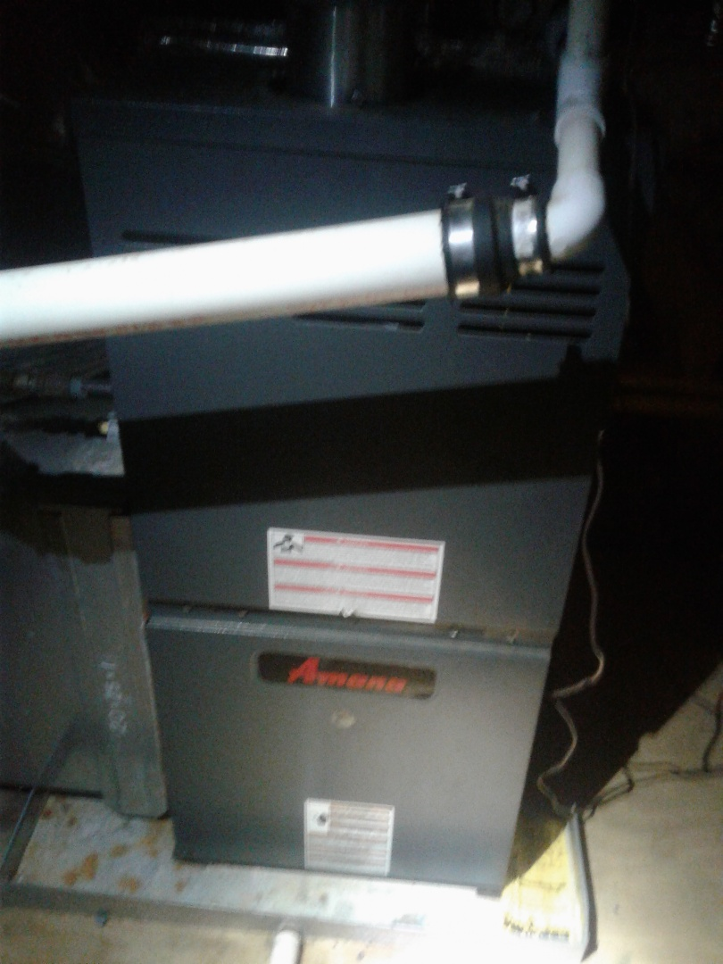 Oakland, TN - Service call and repair on Amana system