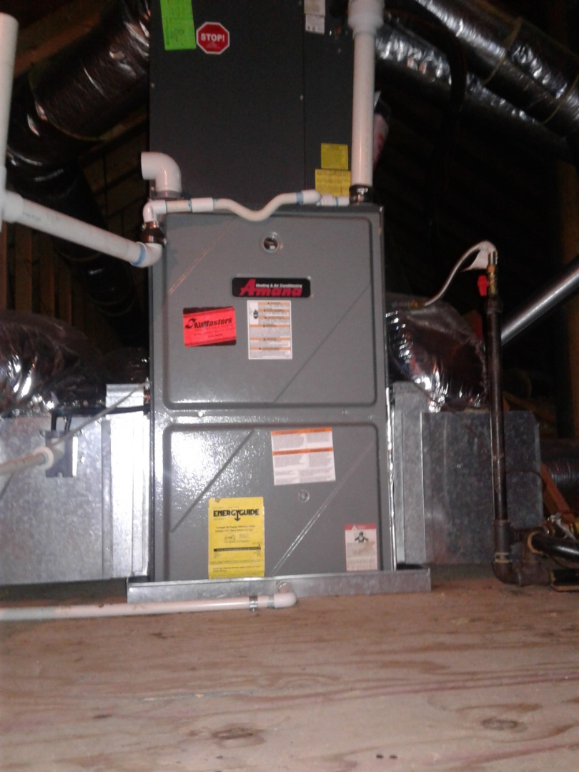 Germantown, TN - Service and repair on furnace
