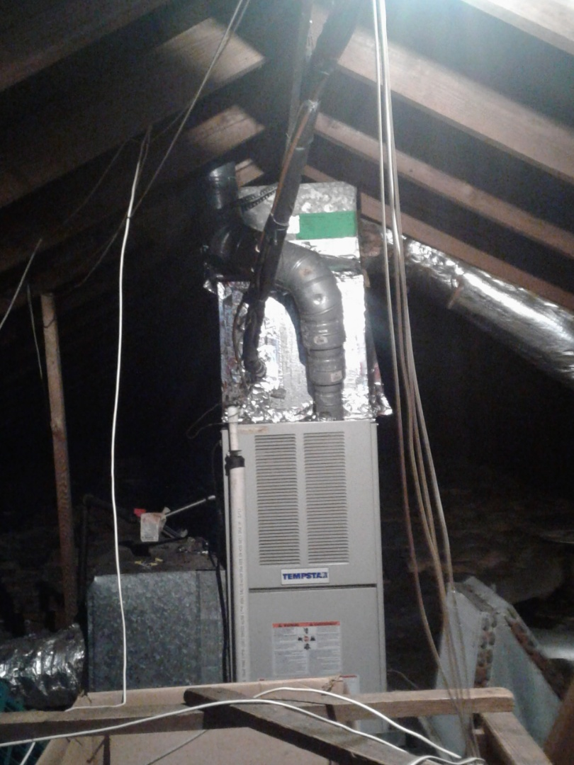 Memphis, TN - Repair on furnace.