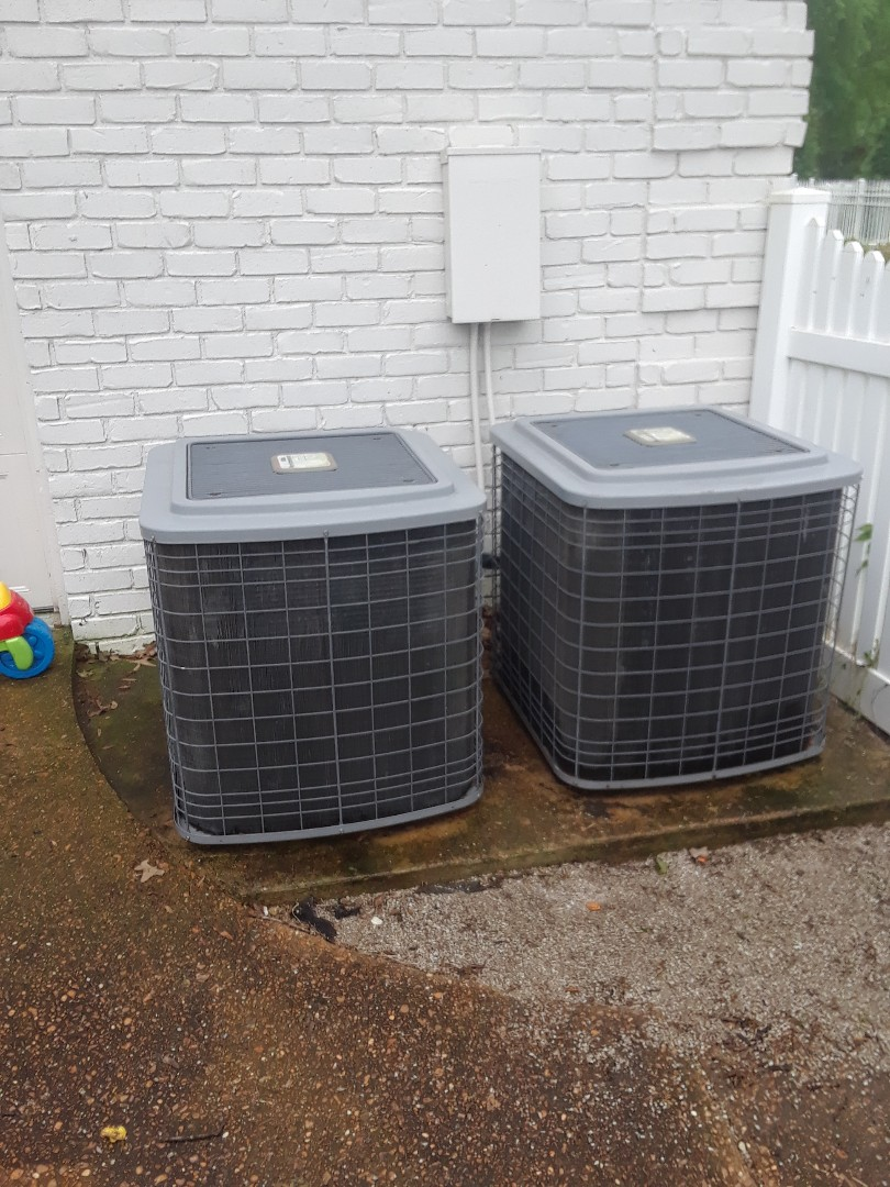 Memphis, TN - AC TUNE UP ON TWO ICP SYSTEMS, UNDER MEMBERSHIP.