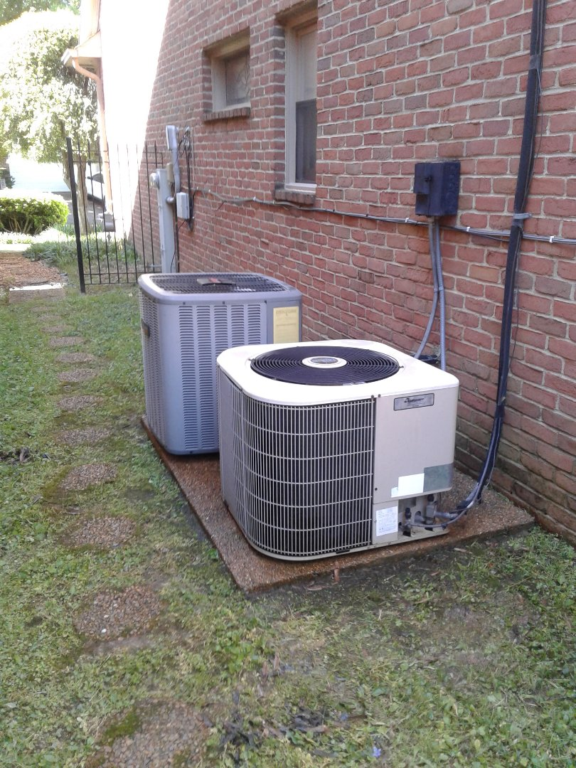 Memphis, TN - Ac tune up in free Leak search on Amana air conditioners