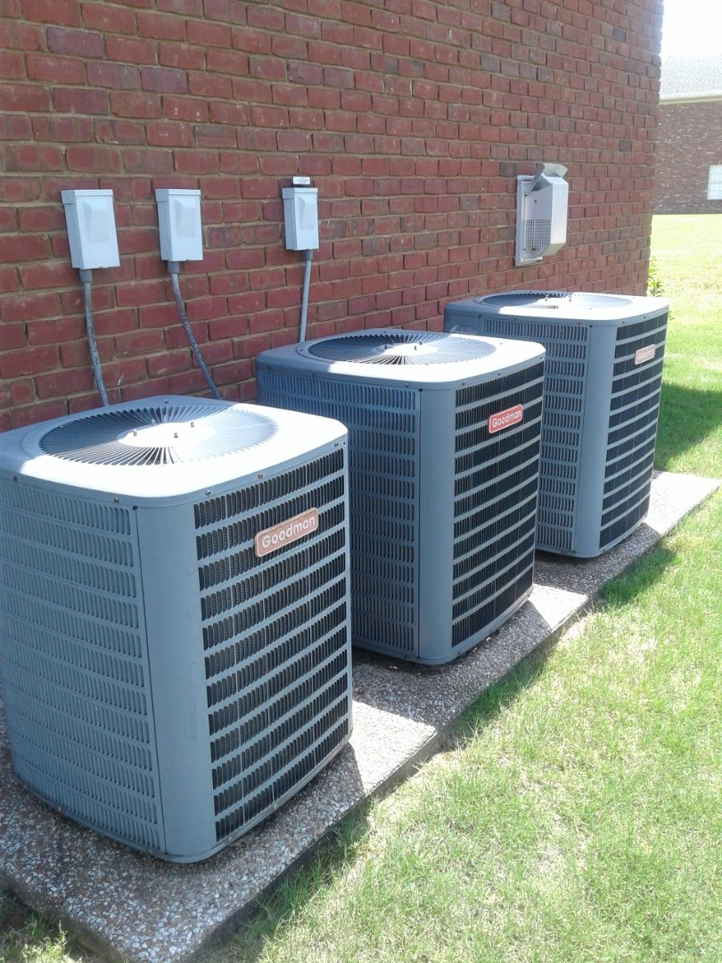 Olive Branch, MS - Service and repair on ac system