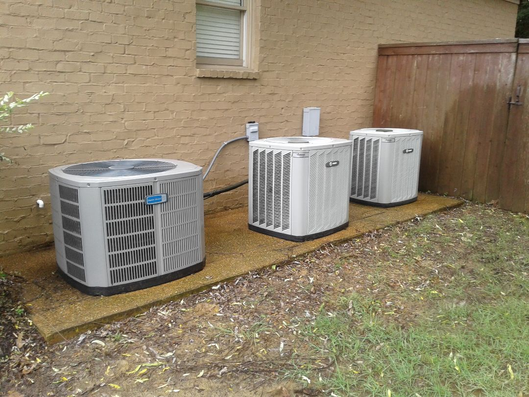 Arlington, TN - Tune-up on Trane and American Standard air conditioners