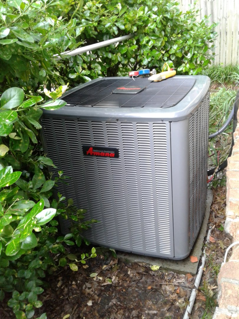 Collierville, TN - Leak search on ac system
