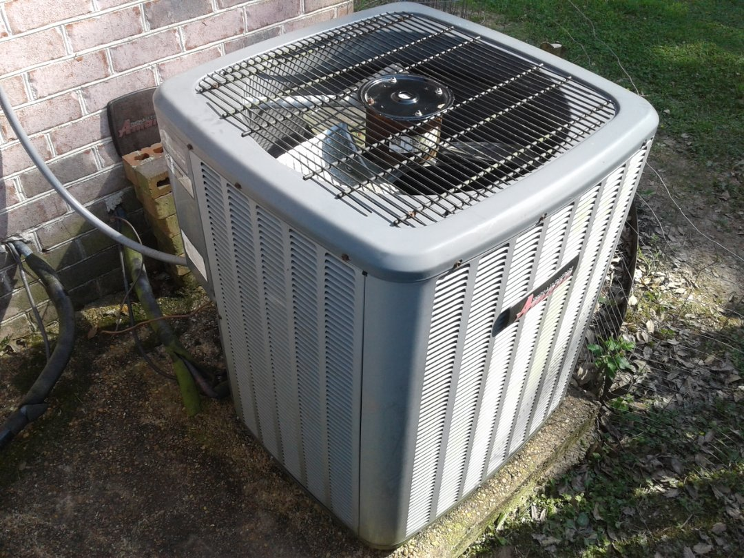 Collierville, TN - a.c. repair on Amana air conditioner
