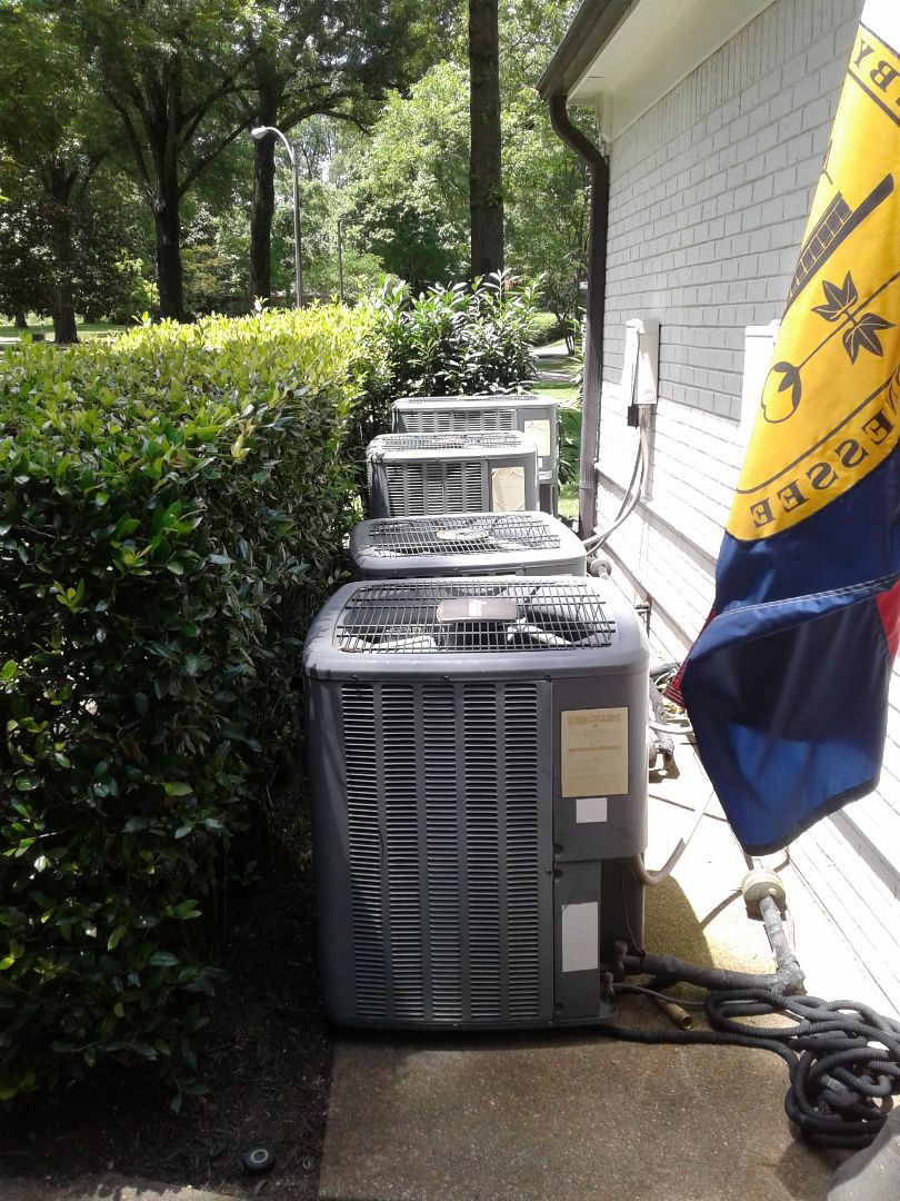 Memphis, TN - Service call on Amana HVAC systems