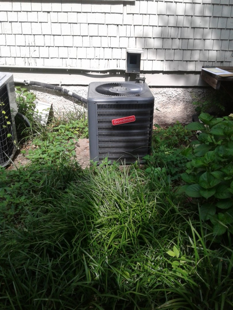 Memphis, TN - Service and repair on ac system