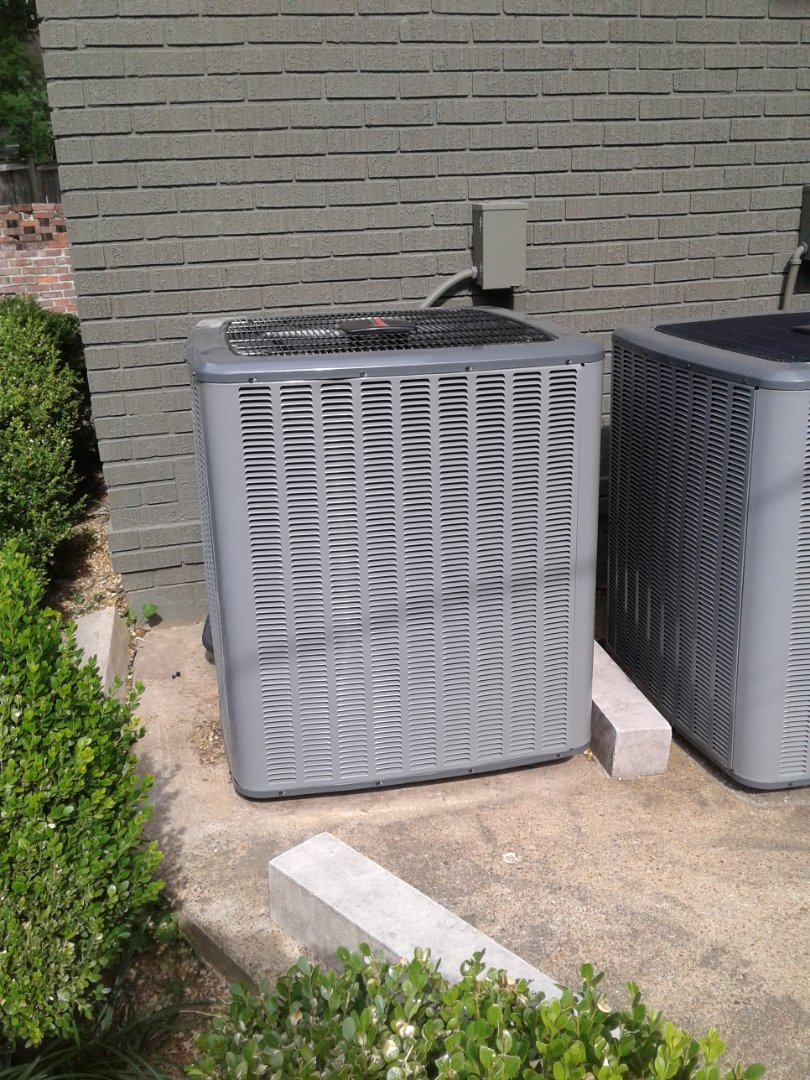 Memphis, TN - Warranty repair on ac system