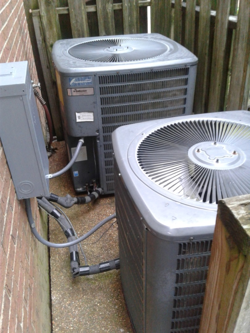 Collierville, TN - Service and repair on ac system