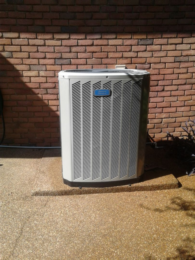Germantown, TN - Maitiance and inspection on ac system