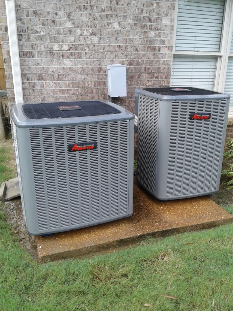 Collierville, TN - Ac tune up and safety inspection.