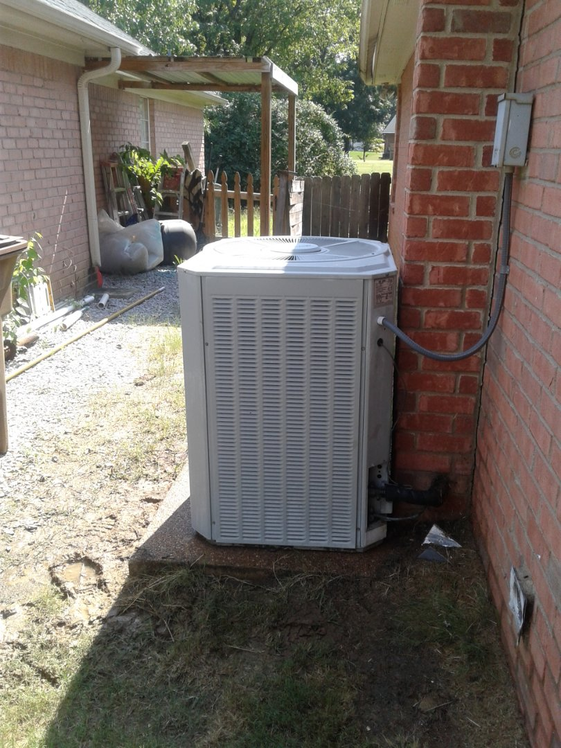 Lakeland, TN - Tune up and inspection on ac system.