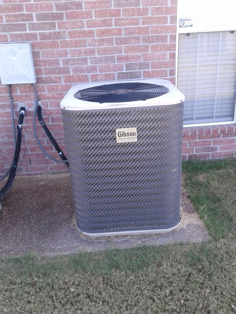 Arlington, TN - Service call and Repair on Gibson air conditioners