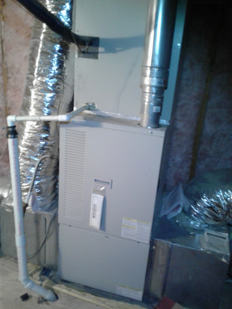 Arlington, TN - Service and inspection on furnace