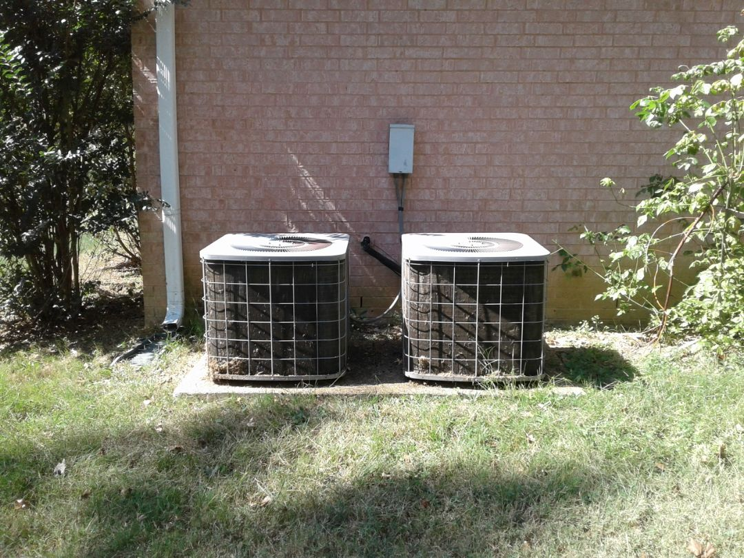 Olive Branch, MS - Estimate to replace Tempstar and York HVAC systems