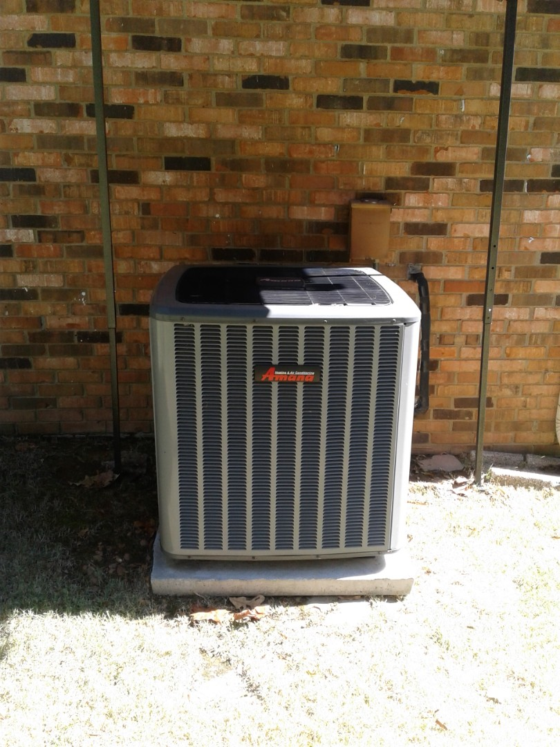 Germantown, TN - Service and inspection on ac system