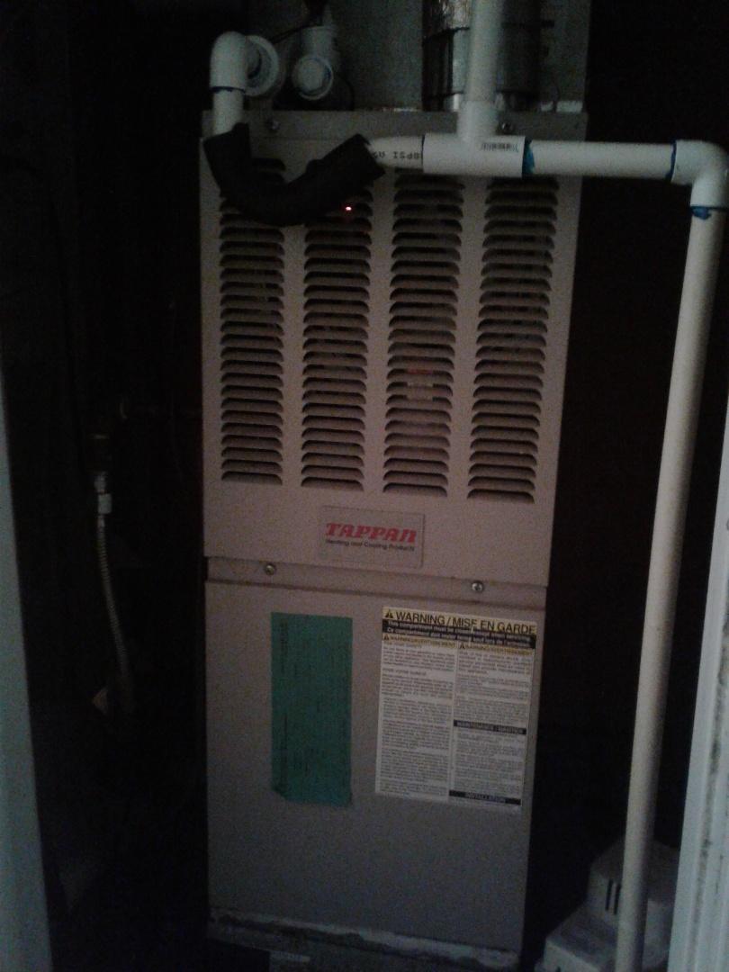 Arlington, TN - Heat tune up on Nordyne furnace