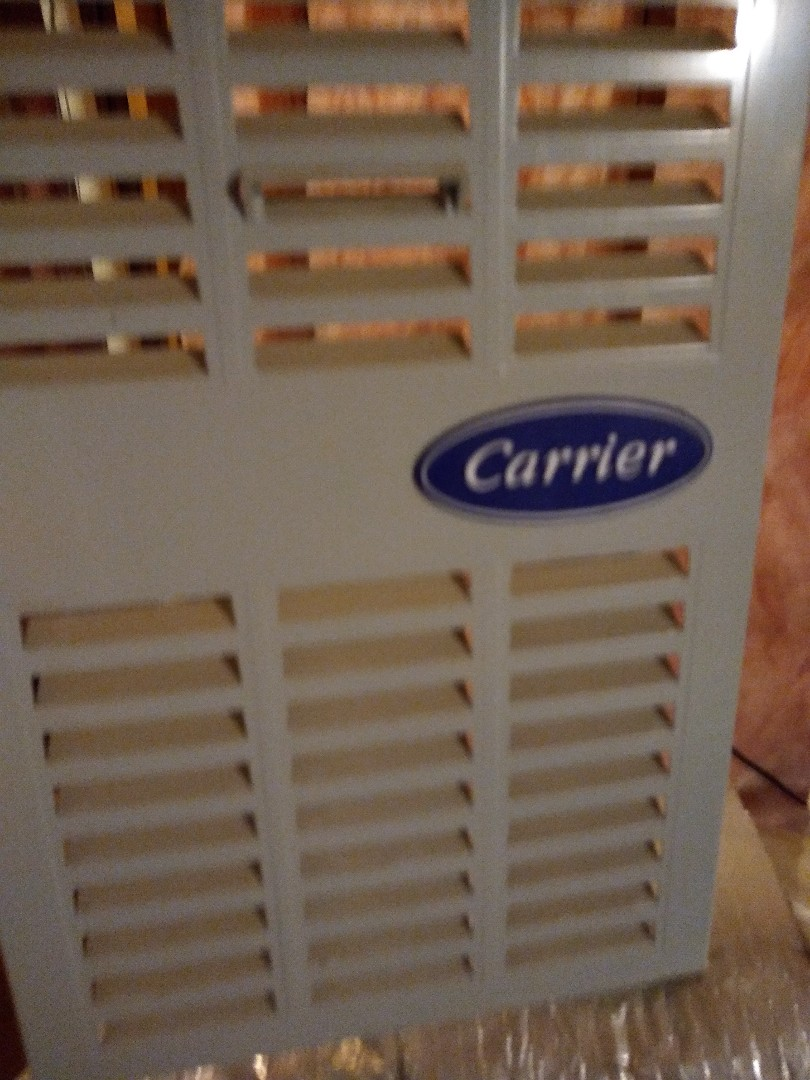 Lakeland, TN - Tune-up on Carrier furnace