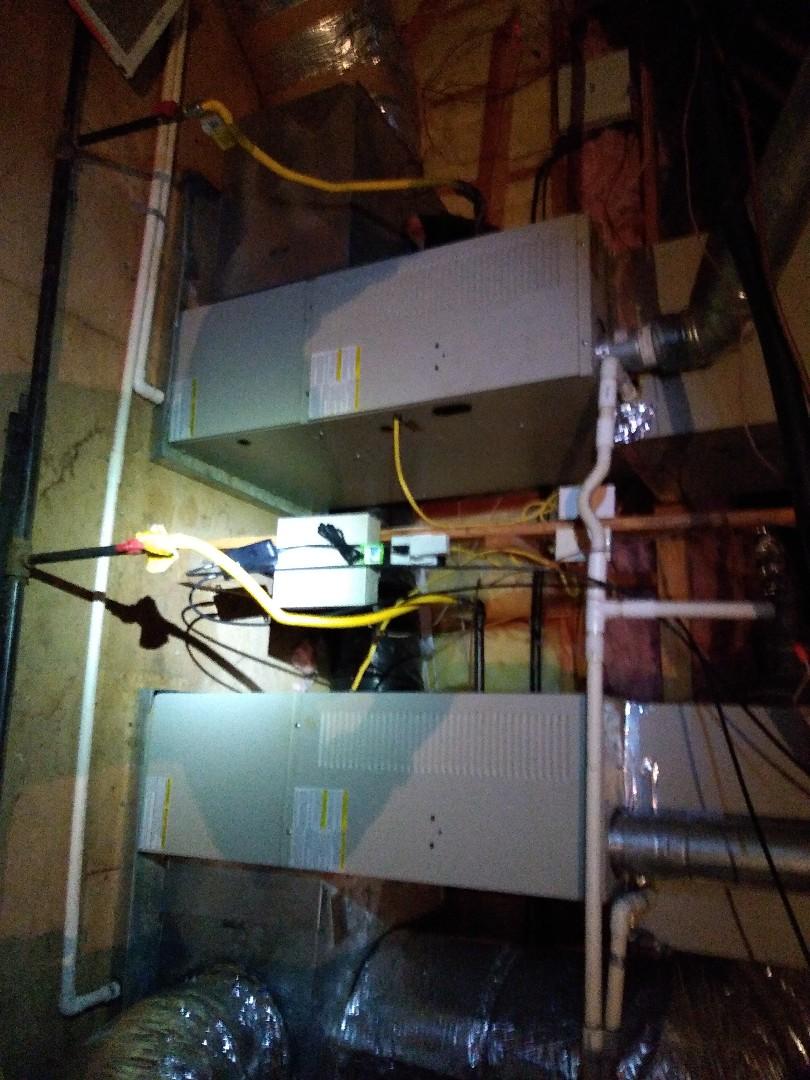 Atoka, TN - Tune up on Nordyne furnaceals