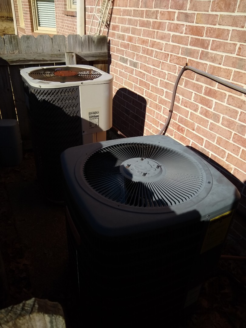 Collierville, TN - FREE ESTINATE TO REPLACE GIBSON AND GOODMAN HVAC SYSTEMS