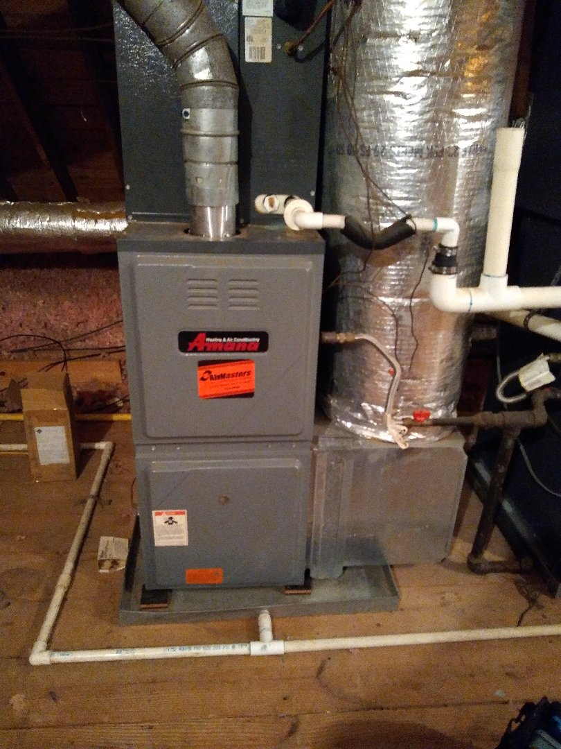 Germantown, TN - Tune up on Amana furnaces