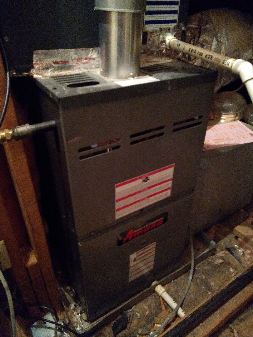 Collierville, TN - Heat tune up on Amana and Trane furnaces