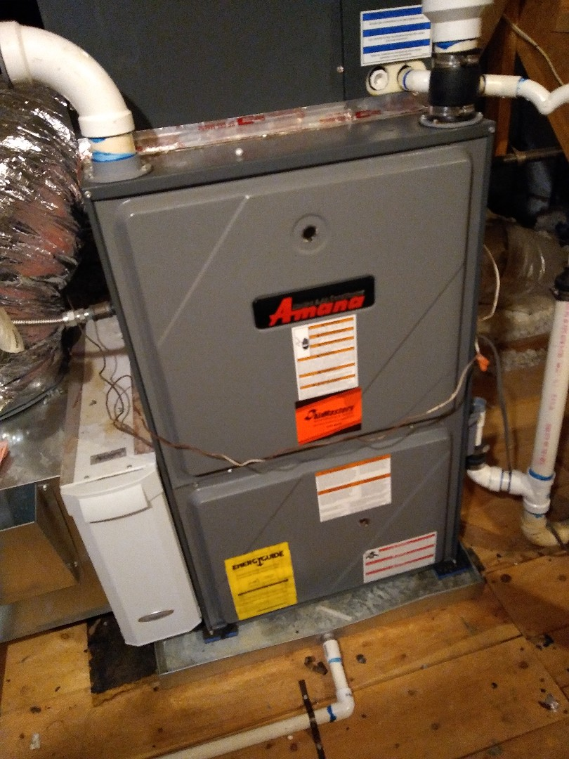 Germantown, TN - Tune up on Amana and carrier furnaces