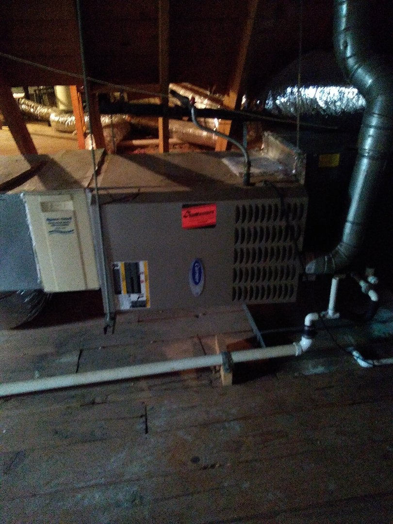 Germantown, TN - Tune up on Carrier and Amana furnaces