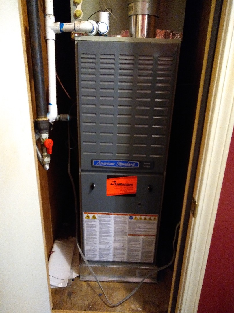 Bartlett, TN - Service call and repair on American standard furnace