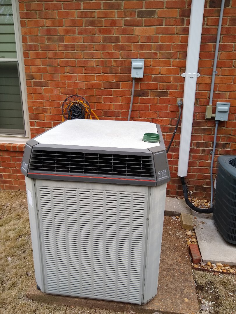 Germantown, TN - Estimate to replace 3 time trane HVAC system